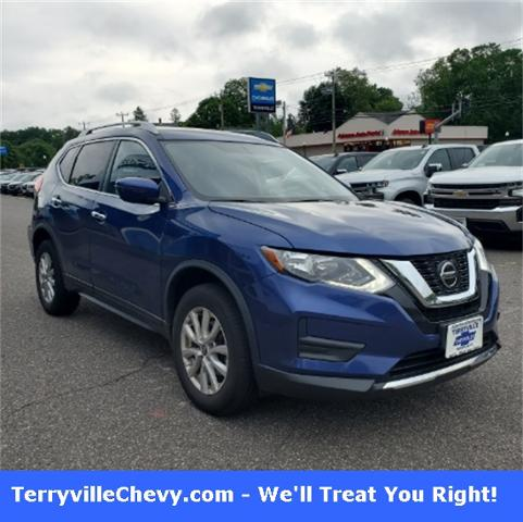 2018 Nissan Rogue Vehicle Photo in Terryville, CT 06786