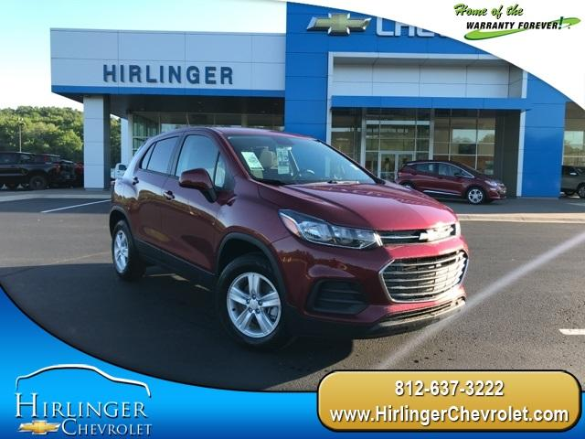 2021 Chevrolet Trax Vehicle Photo in West Harrison, IN 47060