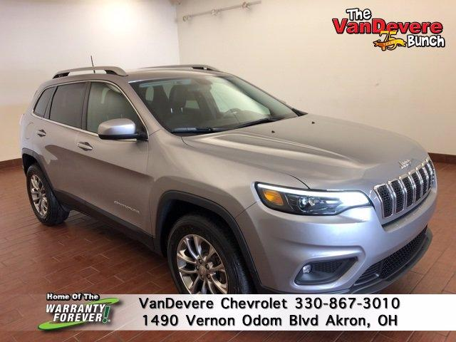 2019 Jeep Cherokee Vehicle Photo in AKRON, OH 44320-4088
