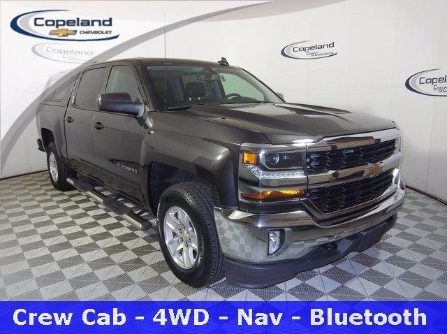 2016 Chevrolet Silverado 1500 Vehicle Photo in BROCKTON, MA 02301-7113