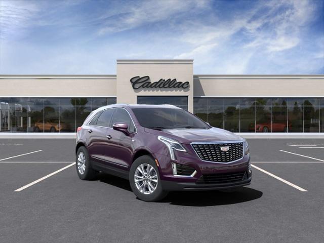 2021 Cadillac XT5 Vehicle Photo in MADISON, WI 53713-3220
