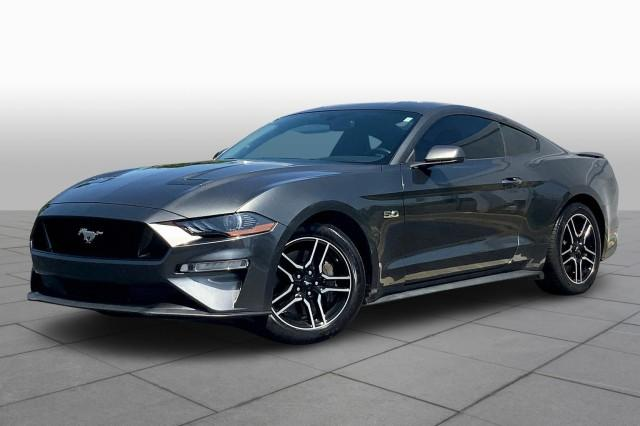 2020 Ford Mustang Vehicle Photo in Oklahoma City , OK 73139