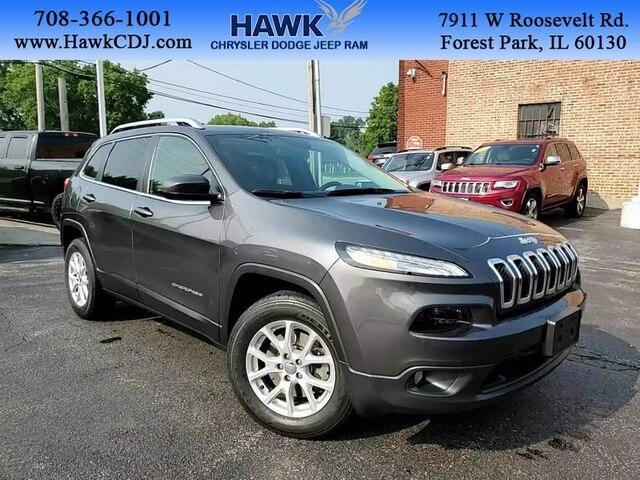 2017 Jeep Cherokee Vehicle Photo in Plainfield, IL 60586