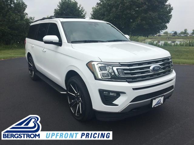 2019 Ford Expedition Vehicle Photo in Oshkosh, WI 54904