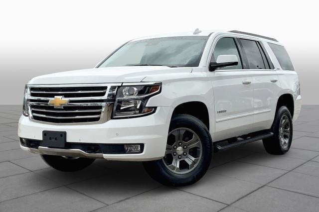 2018 Chevrolet Tahoe Vehicle Photo in Oklahoma City, OK 73114