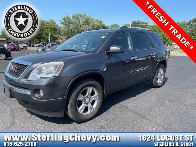 2012 GMC Acadia Vehicle Photo in Sterling, IL 61081