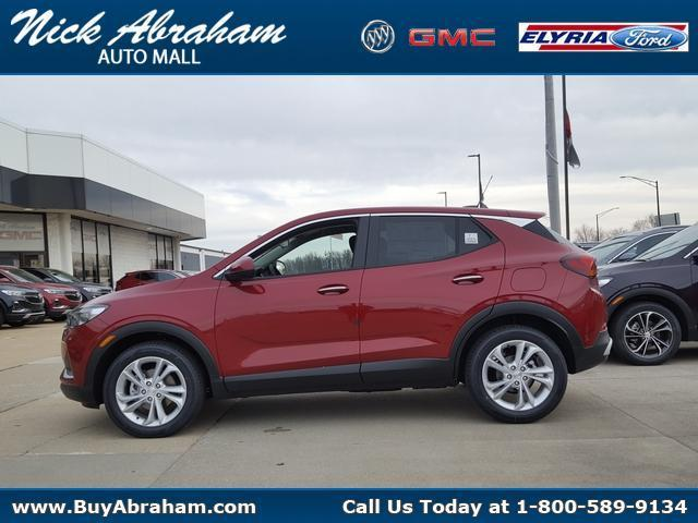 2021 Buick Encore GX Vehicle Photo in Elyria, OH 44035
