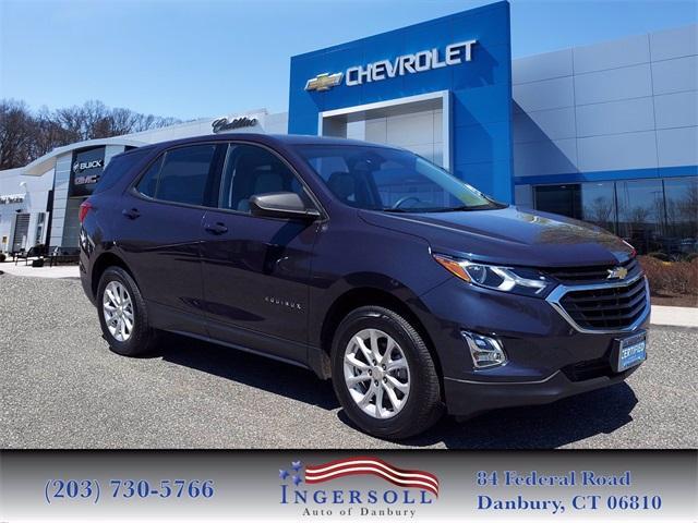 2018 Chevrolet Equinox Vehicle Photo in Danbury, CT 06810