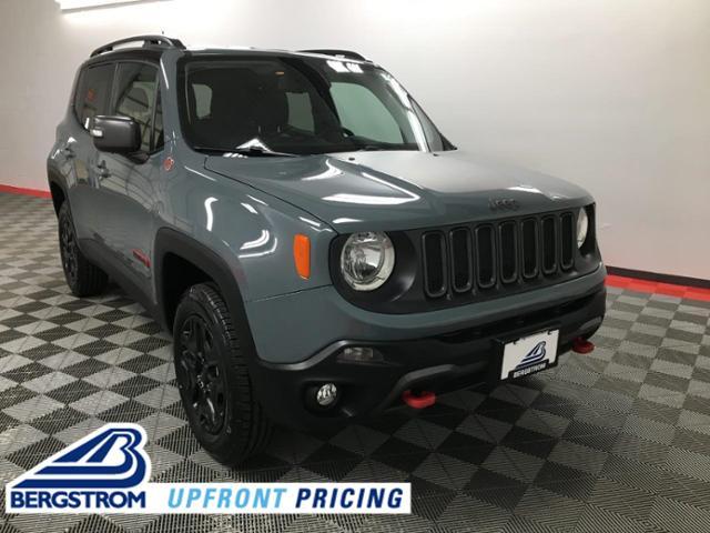 2018 Jeep Renegade Vehicle Photo in Appleton, WI 54913