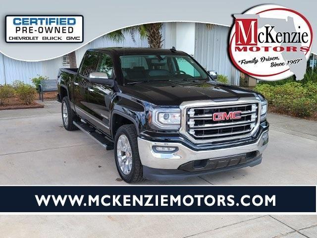 2018 GMC Sierra 1500 Vehicle Photo in Milton, FL 32570