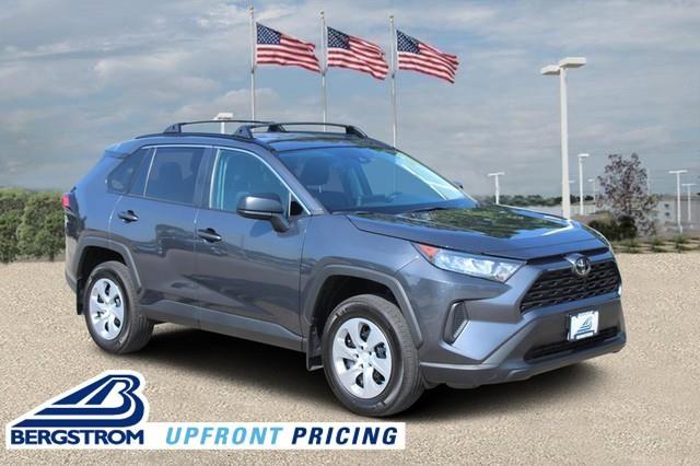 2019 Toyota RAV4 Vehicle Photo in MADISON, WI 53713-3220