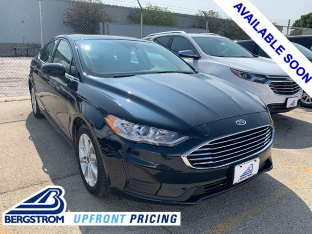 2020 Ford Fusion Hybrid Vehicle Photo in APPLETON, WI 54914-4656