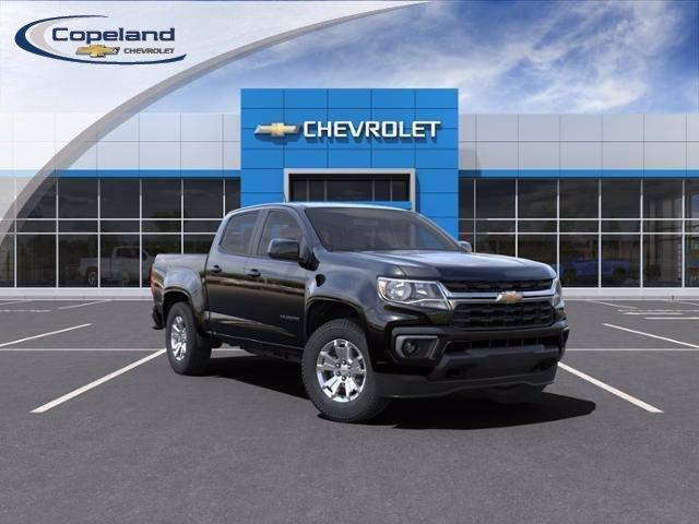 2021 Chevrolet Colorado Vehicle Photo in BROCKTON, MA 02301-7113