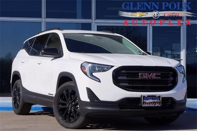 2021 GMC Terrain Vehicle Photo in Gainesville, TX 76240
