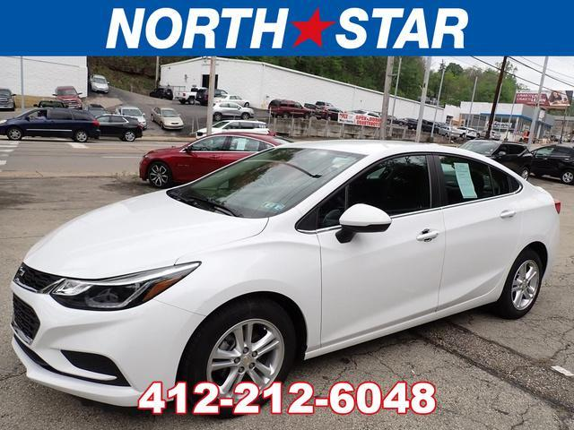 2018 Chevrolet Cruze Vehicle Photo in Pittsburgh, PA 15226