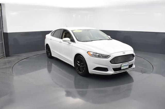 2015 Ford Fusion Vehicle Photo in Davenport, IA 52806