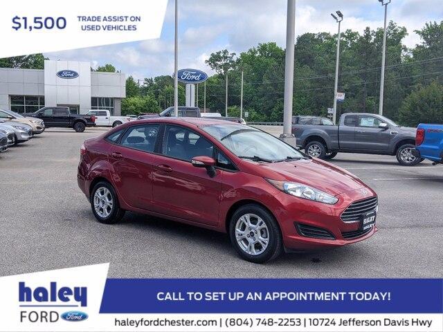 2014 Ford Fiesta Vehicle Photo in Richmond, VA 23237