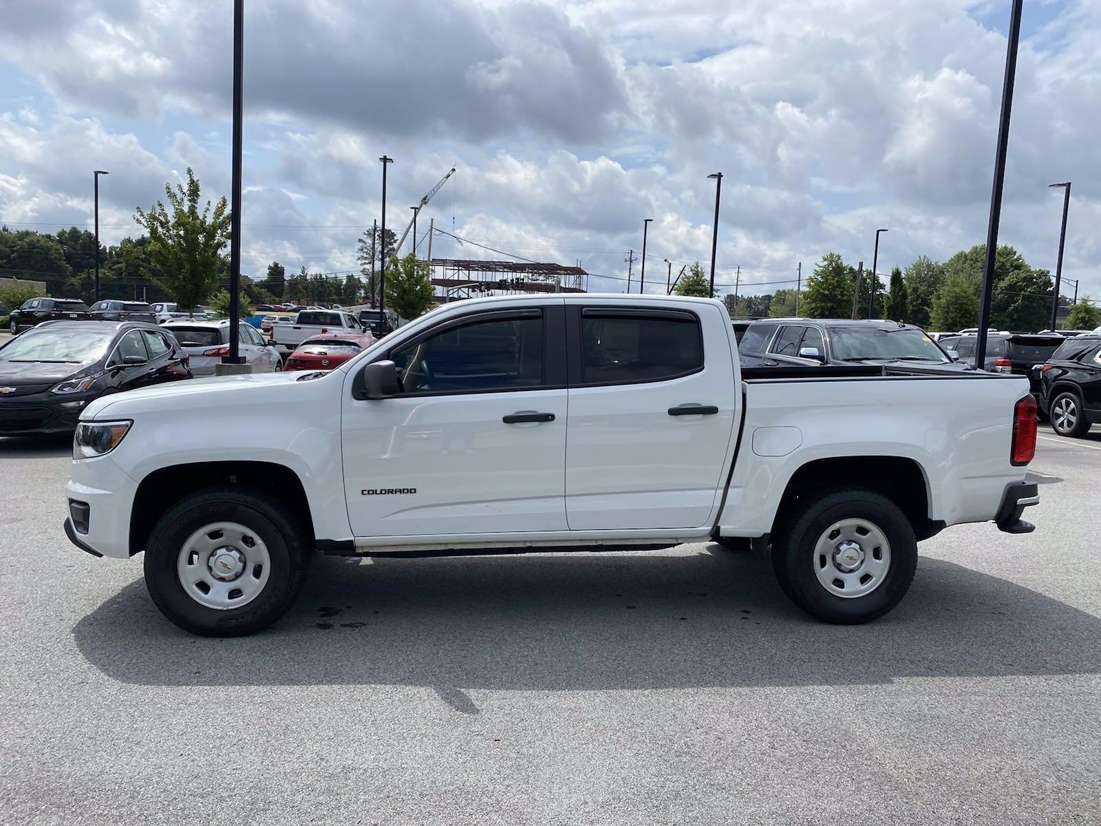2019 Chevrolet Colorado Vehicle Photo in BUFORD, GA 30518