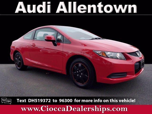 2013 Honda Civic Coupe Vehicle Photo in Allentown, PA 18103