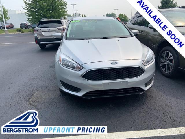 2018 Ford Focus Vehicle Photo in Oshkosh, WI 54904