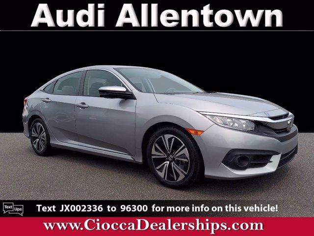2018 Honda Civic Sedan Vehicle Photo in Allentown, PA 18103