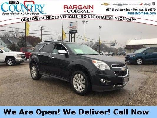 2011 Chevrolet Equinox Vehicle Photo in Morrison, IL 61270