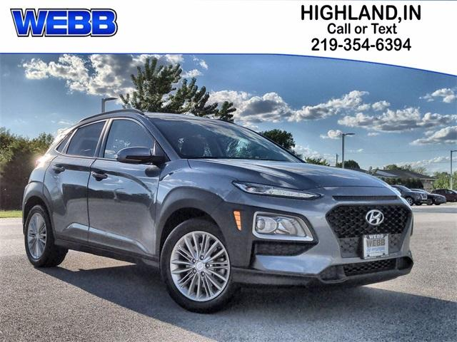 2018 Hyundai Kona Vehicle Photo in Highland, IN 46322