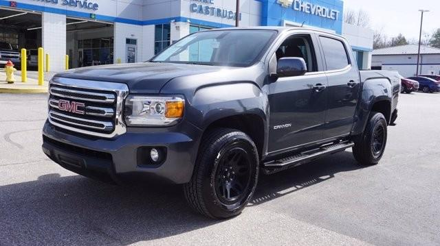 2017 GMC Canyon Vehicle Photo in Milford, OH 45150