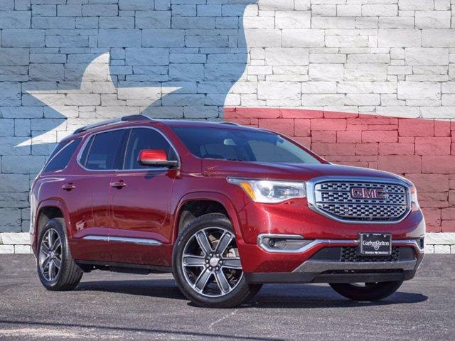 2017 GMC Acadia Vehicle Photo in Temple, TX 76502