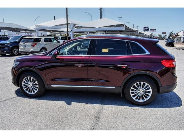 2018 LINCOLN MKX Vehicle Photo in San Angelo, TX 76901