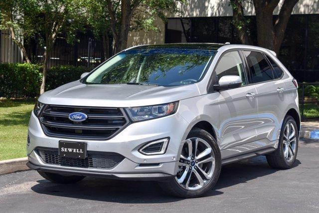 2017 Ford Edge Vehicle Photo in Dallas, TX 75209