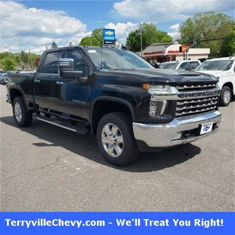 2021 Chevrolet Silverado 2500HD Vehicle Photo in Terryville, CT 06786
