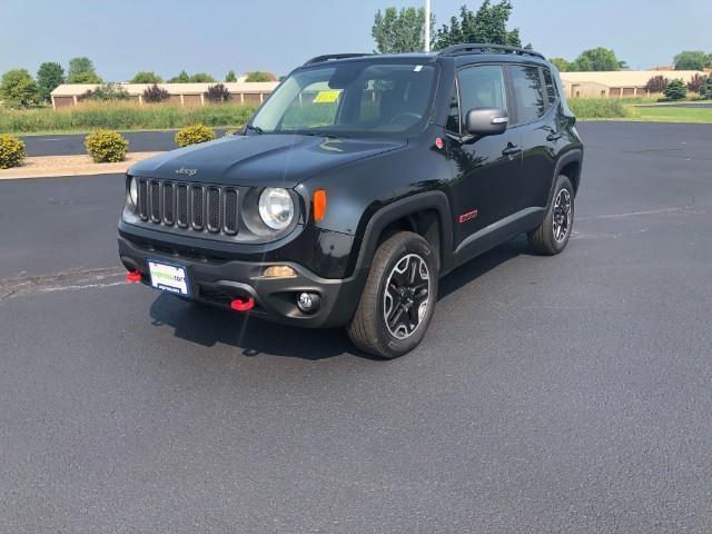 2017 Jeep Renegade Vehicle Photo in Oshkosh, WI 54904