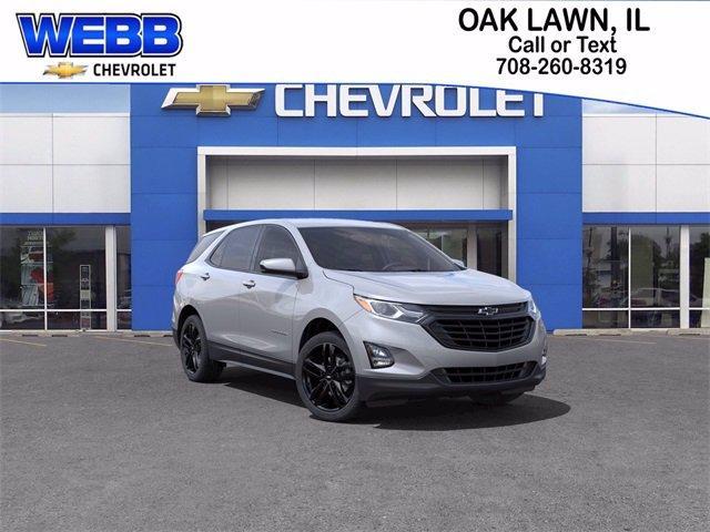2021 Chevrolet Equinox Vehicle Photo in OAK LAWN, IL 60453-2560