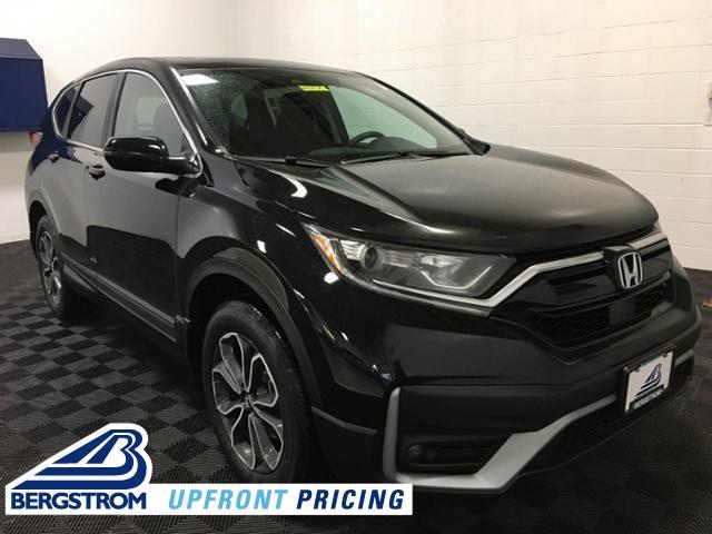 2021 Honda CR-V Vehicle Photo in Oshkosh, WI 54904