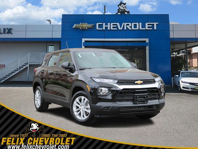 2021 Chevrolet Trailblazer Vehicle Photo in Los Angeles, CA 90007