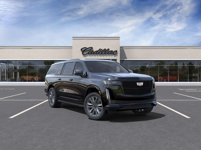 2021 Cadillac Escalade ESV Vehicle Photo in MADISON, WI 53713-3220