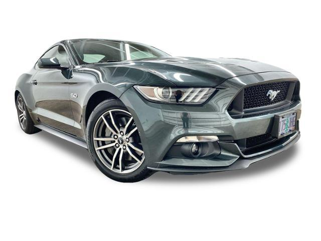 2016 Ford Mustang Vehicle Photo in PORTLAND, OR 97225-3518