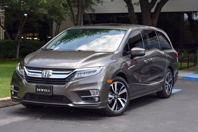 2019 Honda Odyssey Vehicle Photo in Dallas, TX 75209