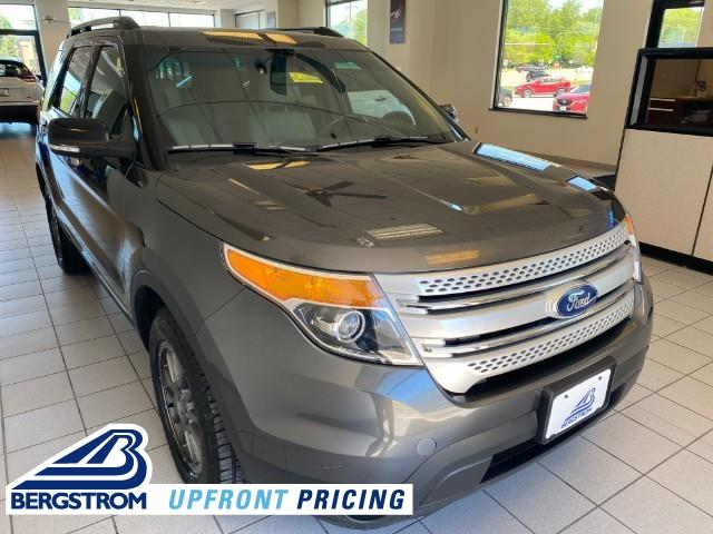 2015 Ford Explorer Vehicle Photo in Green Bay, WI 54304