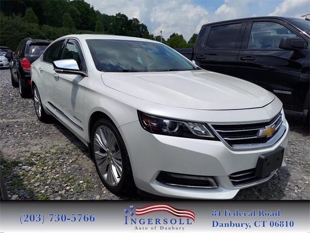 2016 Chevrolet Impala Vehicle Photo in Danbury, CT 06810