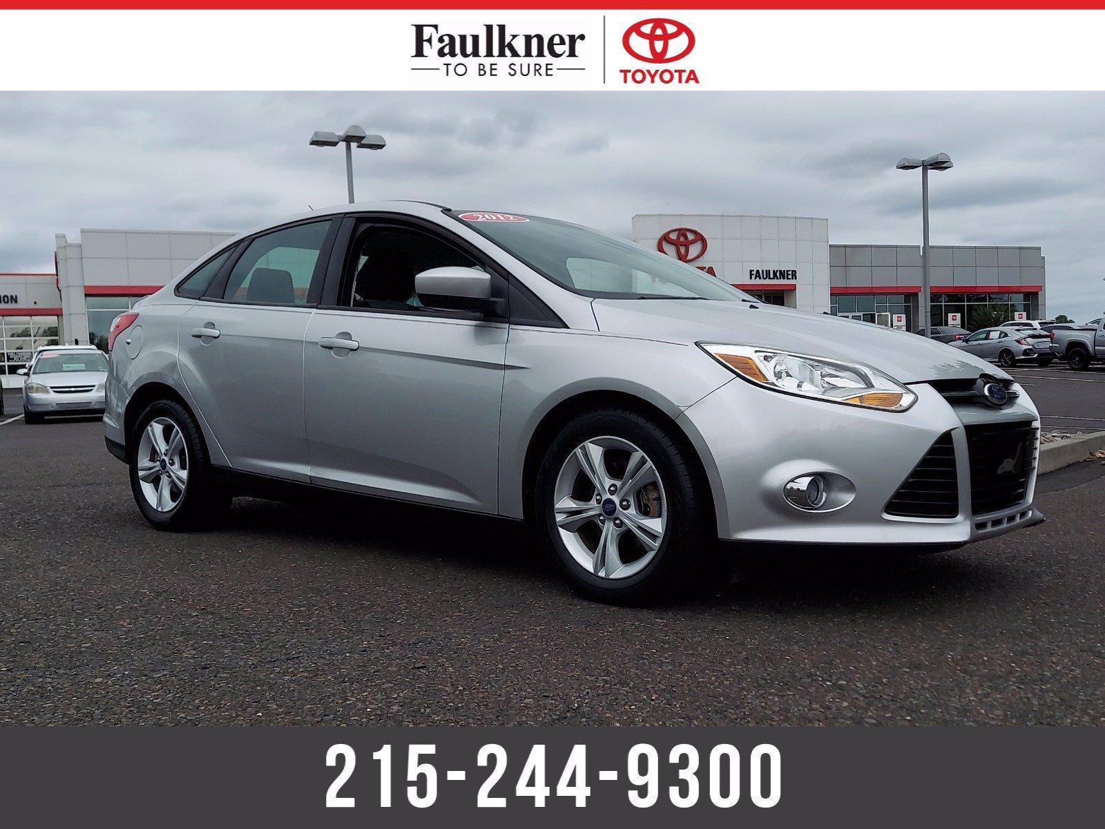 2012 Ford Focus Vehicle Photo in Trevose, PA 19053