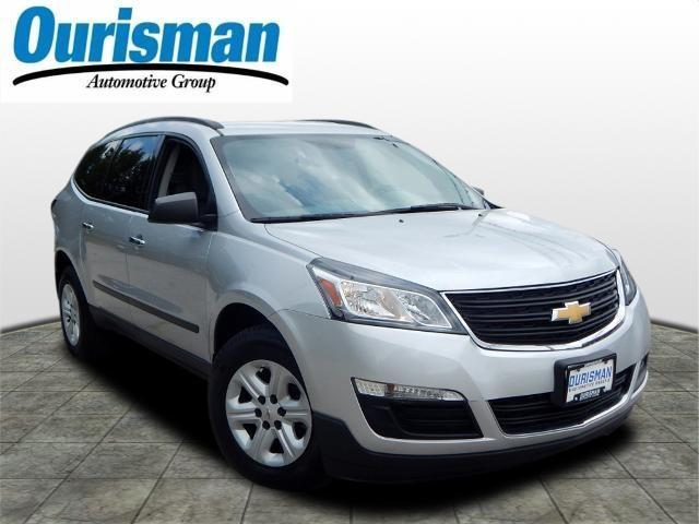 2017 Chevrolet Traverse Vehicle Photo in BOWIE, MD 20716-3617