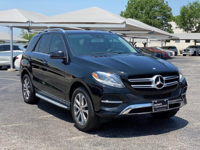 2016 Mercedes-Benz GLE Vehicle Photo in San Antonio, TX 78230