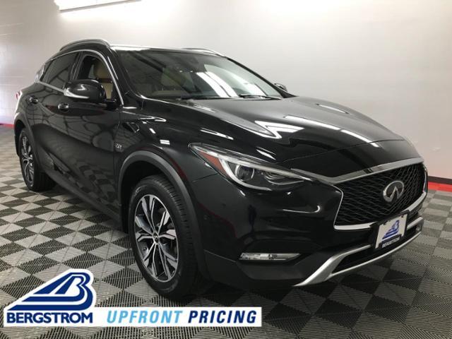 2018 INFINITI QX30 Vehicle Photo in Appleton, WI 54913