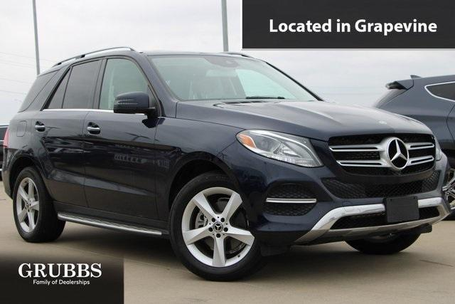 2018 Mercedes-Benz GLE Vehicle Photo in Grapevine, TX 76051