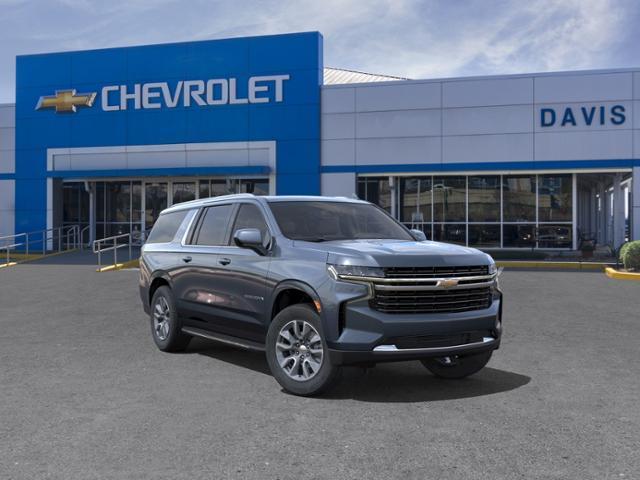2021 Chevrolet Suburban Vehicle Photo in HOUSTON, TX 77054-4802