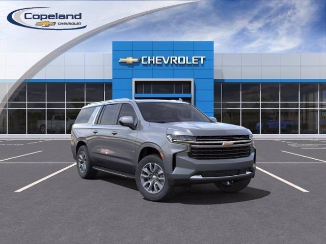 2021 Chevrolet Suburban Vehicle Photo in BROCKTON, MA 02301-7113