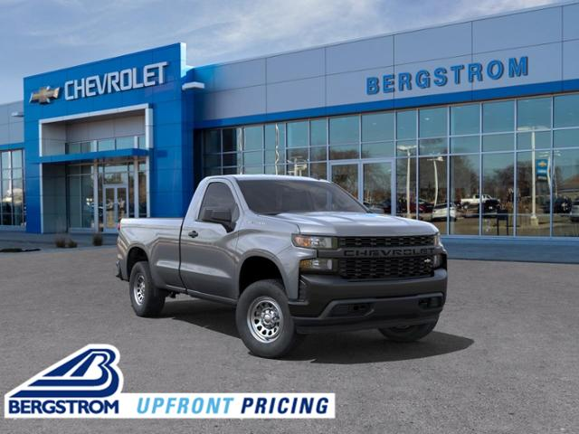 2021 Chevrolet Silverado 1500 Vehicle Photo in MADISON, WI 53713-3220