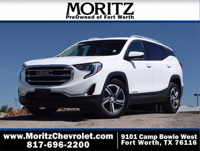 2020 GMC Terrain Vehicle Photo in Fort Worth, TX 76116